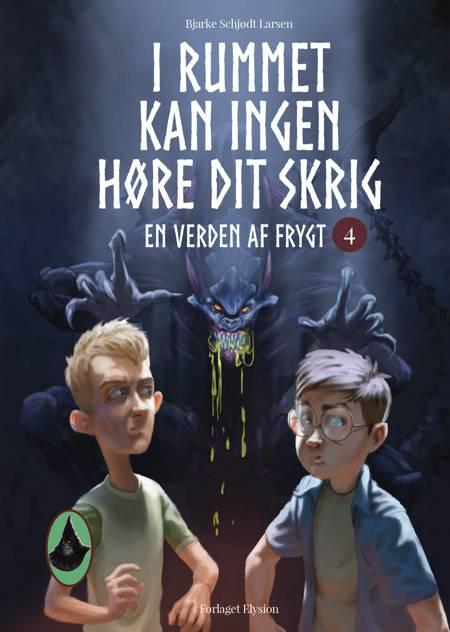 I rummet kan ingen høre dit skrig af Bjarke Schjødt Larsen