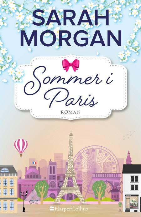 Sommer i Paris af Sarah Morgan