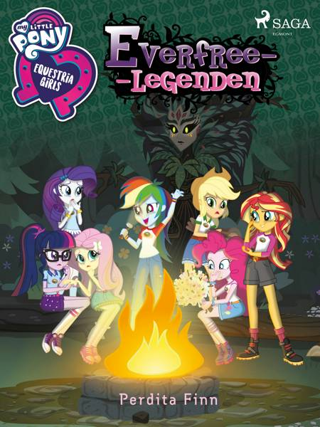 Equestria Girls - Everfree-legenden af Perdita Finn