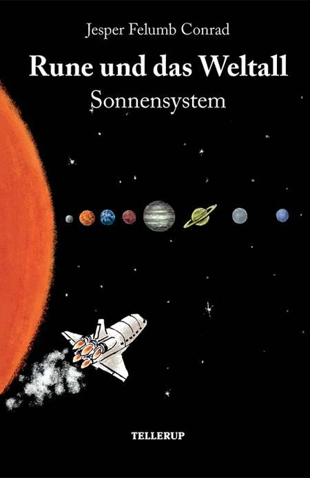 Sonnensystem af Jesper Felumb Conrad