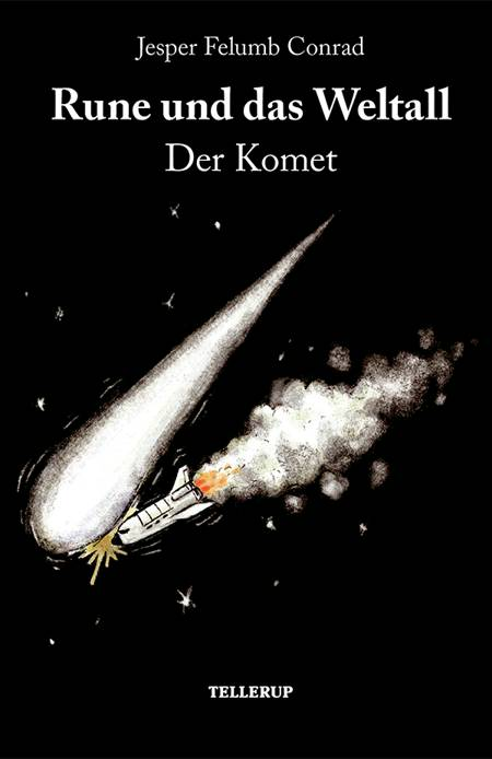 Der Komet af Jesper Felumb Conrad