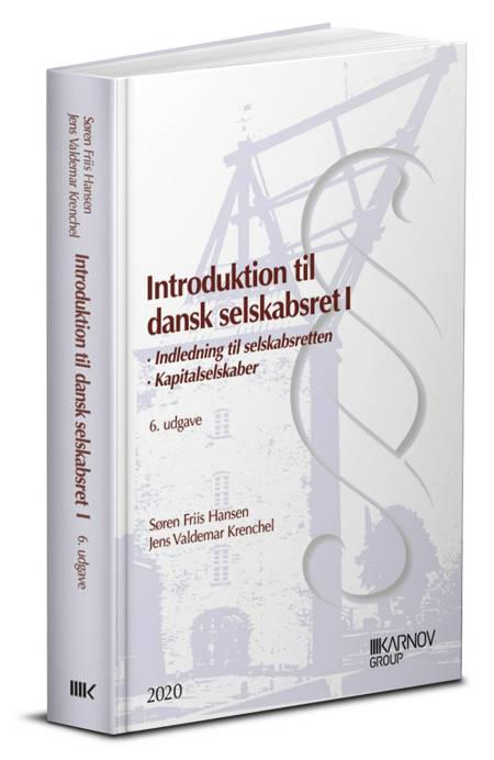 Introduktion til dansk selskabsret 1 af Søren Friis Hansen og Jens Valdemar Krenchel