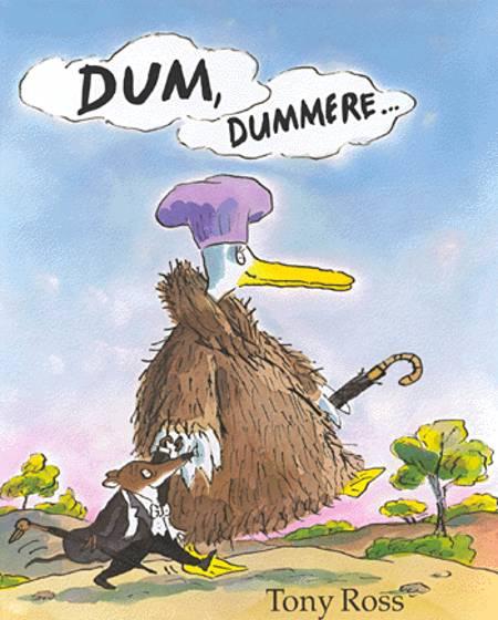 Dum, dummere af Tony Ross