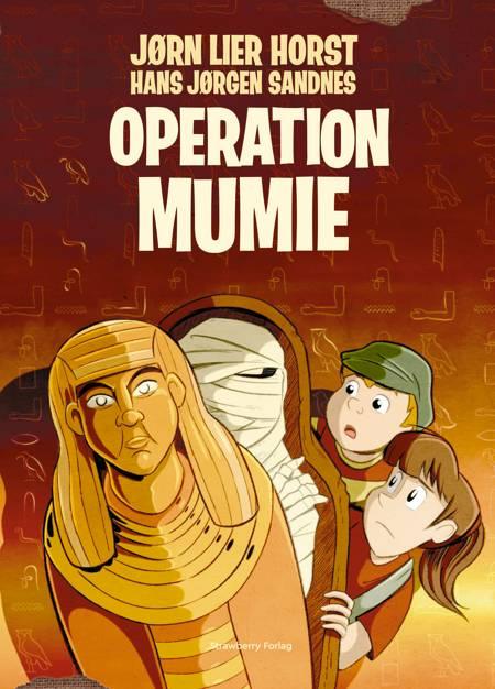 Operation Mumie af Jørn Lier Horst