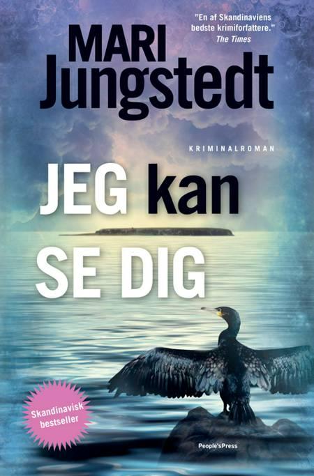 Jeg kan se dig af Mari Jungstedt