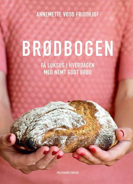 Brødbogen af Annemette Voss