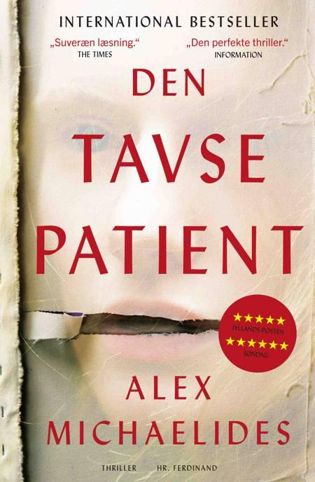 Den tavse patient af Alex Michaelides