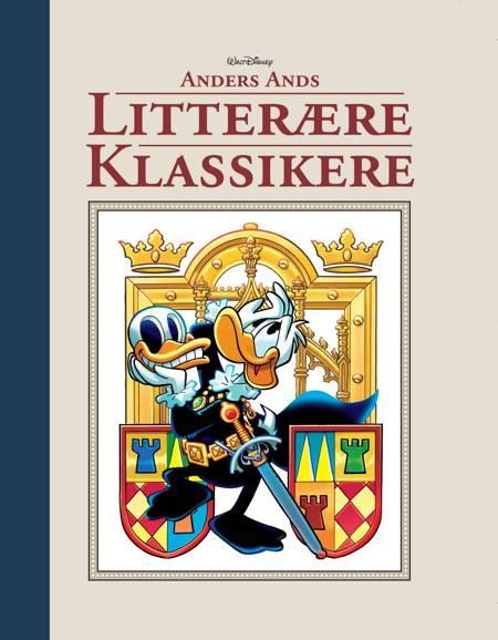 Anders Ands Litterære Klassikere af Disney