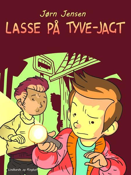 Lasse på tyve-jagt af Jørn Jensen