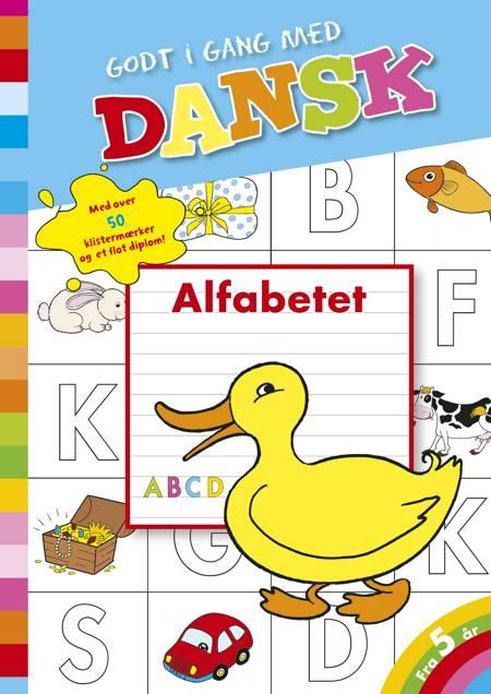 Godt i gang med dansk: Alfabetet