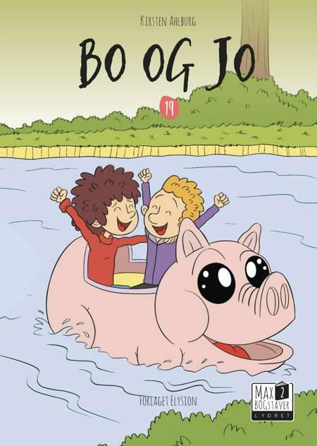 Bo og Jo af Kirsten Ahlburg