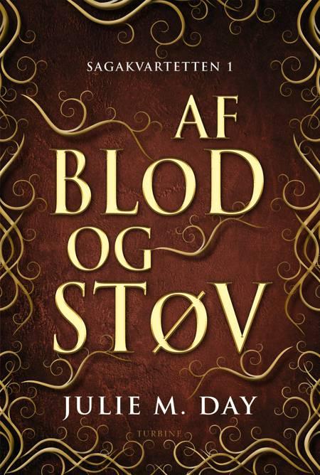 Af blod og støv af Julie M. Day