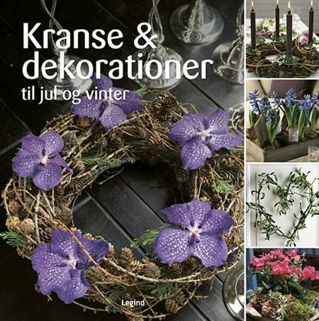 Kranse & dekorationer til jul og vinter af Edle Catharina Norman