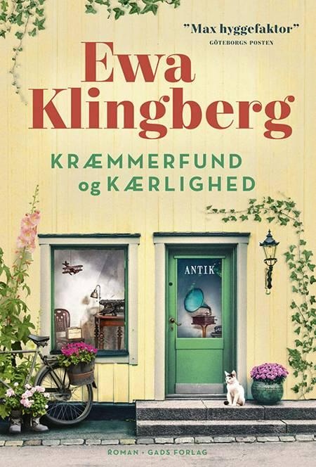 Kræmmerfund og kærlighed af Ewa Klingberg