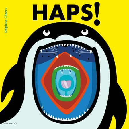 Haps! af Delphine Chedru