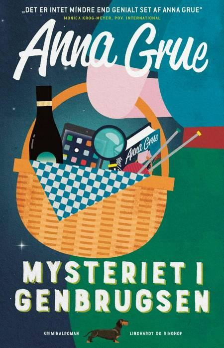 Mysteriet i Genbrugsen af Anna Grue