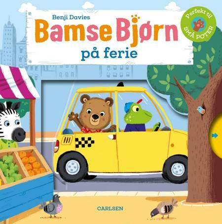 Bamse Bjørn på ferie af Benji Davies