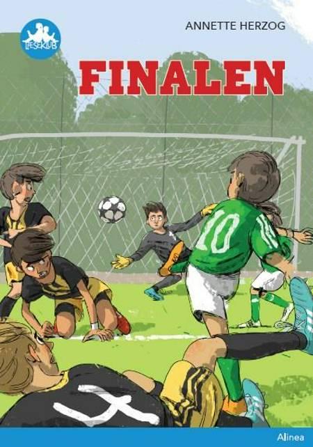 Finalen, Blå Læseklub af Annette Herzog