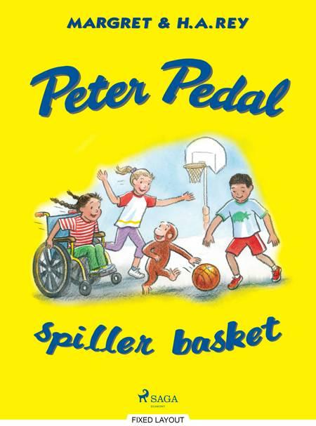 Peter Pedal spiller basket af H.A. Rey