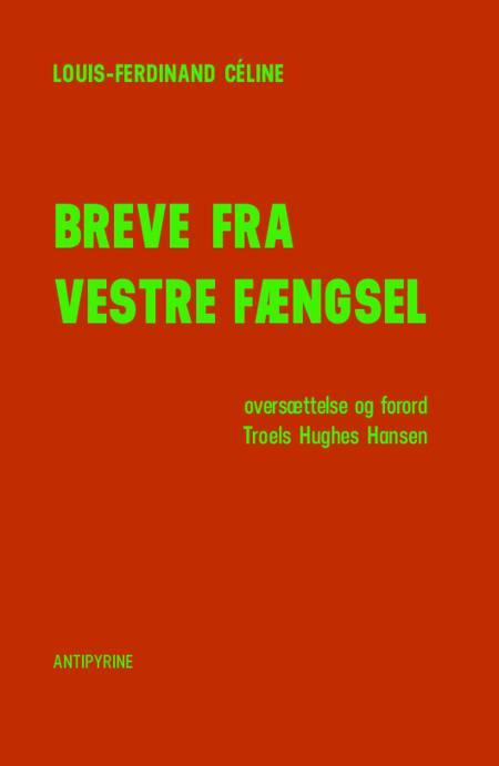 Breve fra Vestre Fængsel af Louis-Ferdinand Céline