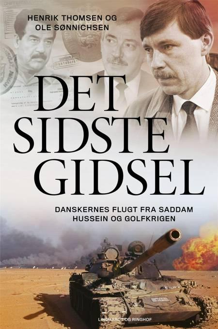 Det sidste gidsel af Ole Sønnichsen og Henrik Thomsen
