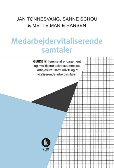 Medarbejdervitaliserende samtaler af Jan Tønnesvang og Sanne Schou og Marie Hansen
