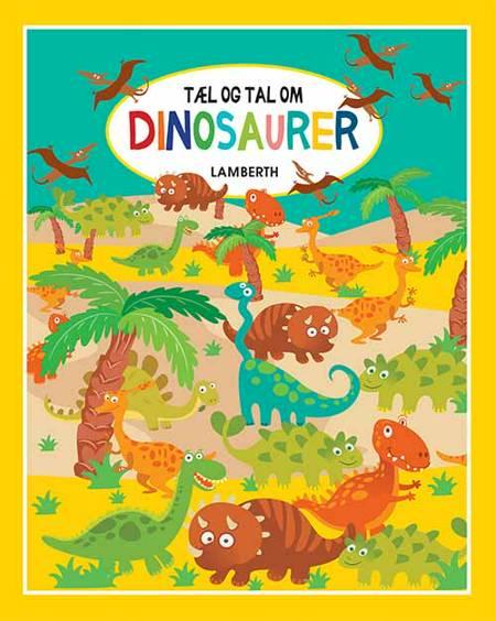 Tæl og tal om - Dinosaurer af Lena Lamberth