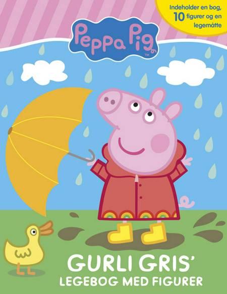 Gurli Gris' legebog - med 10 figurer og legemåtte (Busy Book)