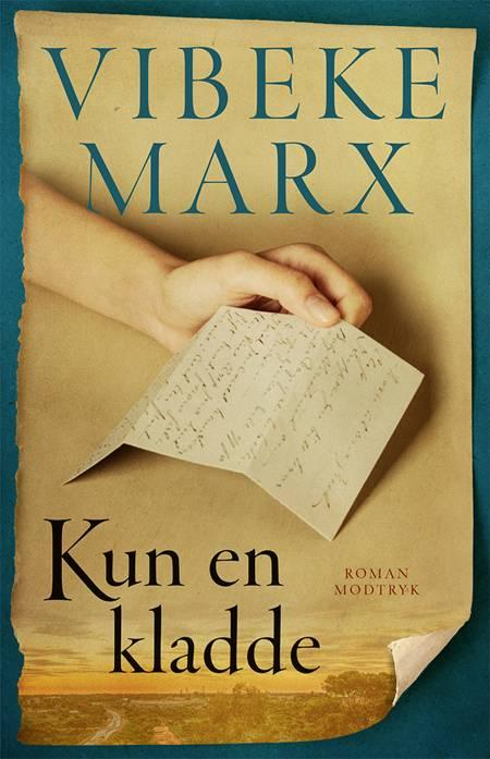 Kun en kladde af Vibeke Marx