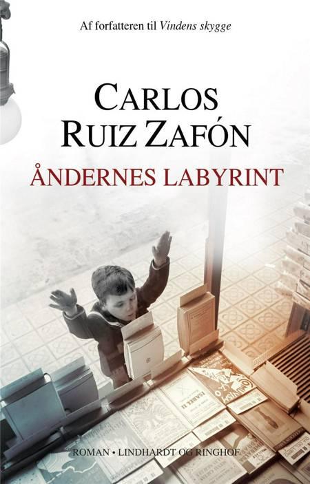 Åndernes labyrint af Carlos Ruiz Zafón