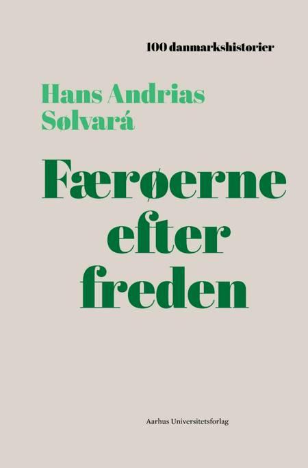Færøerne efter freden af Hans Andrias Sølvará