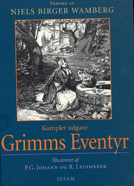 Eventyr af J. L. K. Grimm og Brdr. Grimm