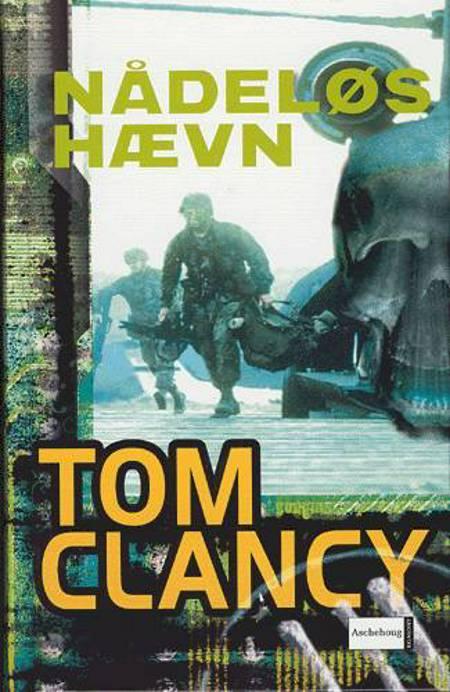 Nådeløs hævn af Tom Clancy