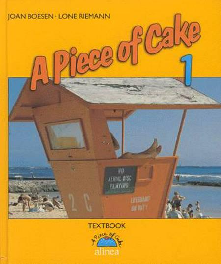A piece of cake 1 af Joan Boesen