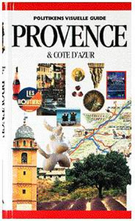 Politikens visuelle guide - Provence & Côte d´Azur