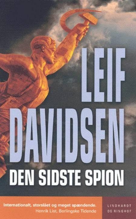 Den sidste spion af Leif Davidsen