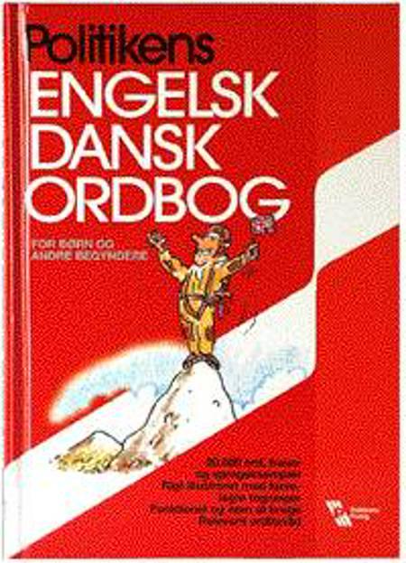 Politikens engelsk dansk ordbog