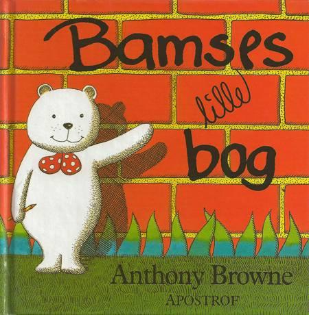 Bamses lille bog af Anthony Browne