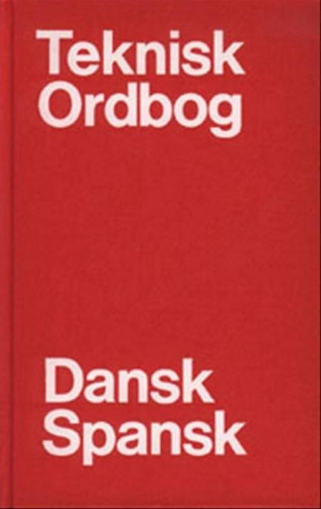 Teknisk ordbog dansk-spansk af Svend Jochumsen