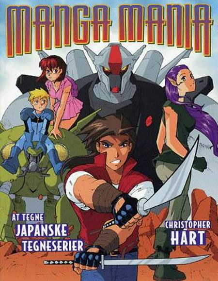 Manga Mania af Christopher Hart