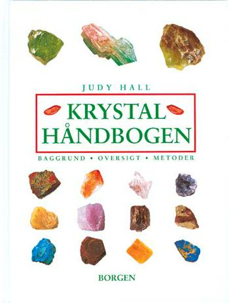 Krystalhåndbogen af Judy Hall