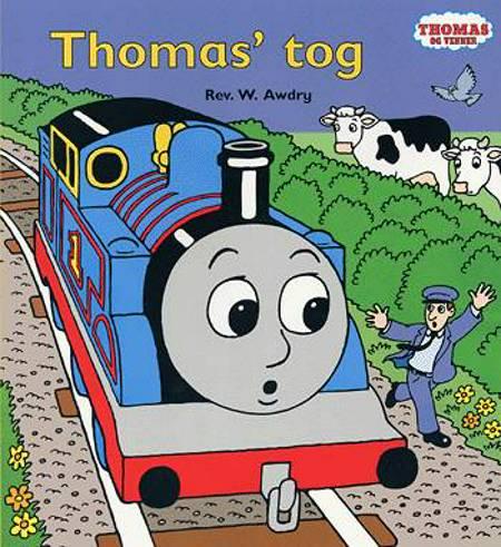 Thomas' tog af W. Awdry