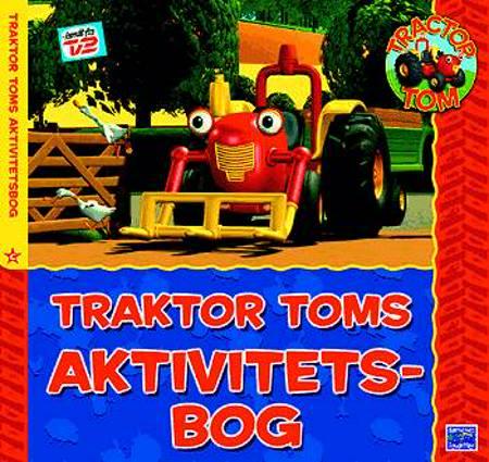Traktor Tom´s Aktivitetsbog af Mark Holloway