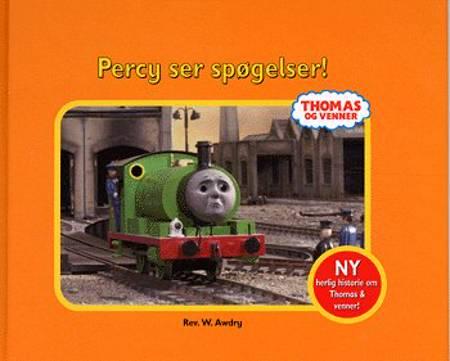 Percy ser spøgelser af W. Awdry
