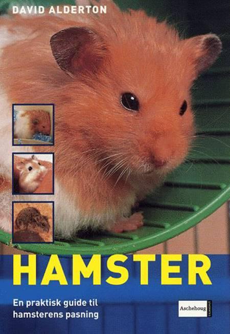 Hamster af David Alderton