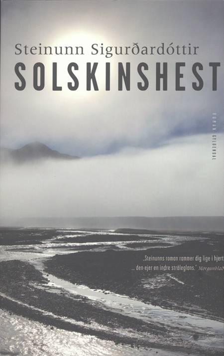 Solskinshest af Steinunn Sigurðardóttir