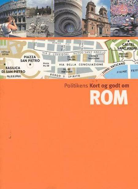 Politikens Kort og godt om Rom af Mélani Le Bris
