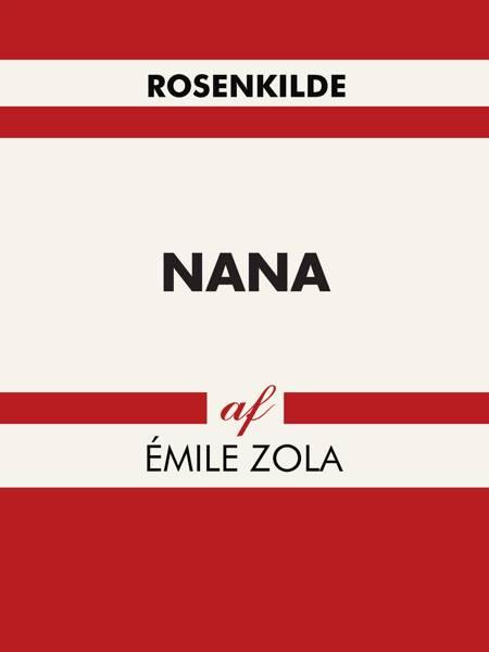 Nana af Émile Zola