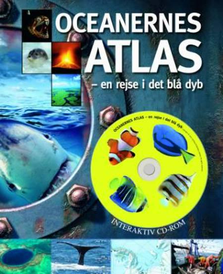 Oceanernes atlas - en rejse i det blå dyb af John Woodward
