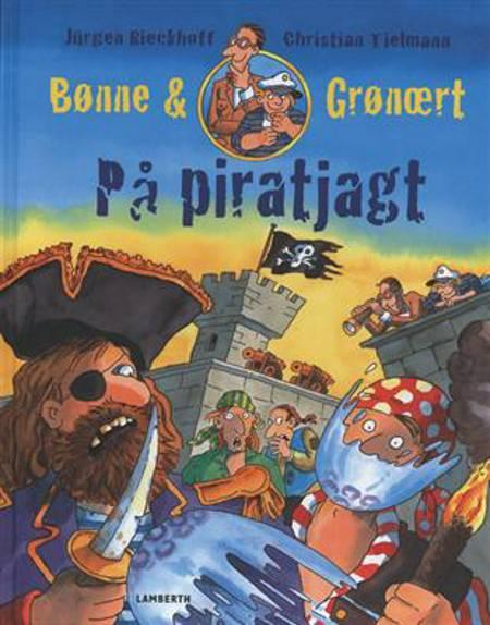 Bønne & Grønært på piratjagt af Christian Tielmann